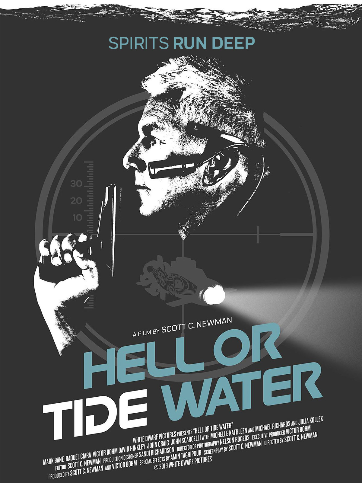 Hell or Tide Water