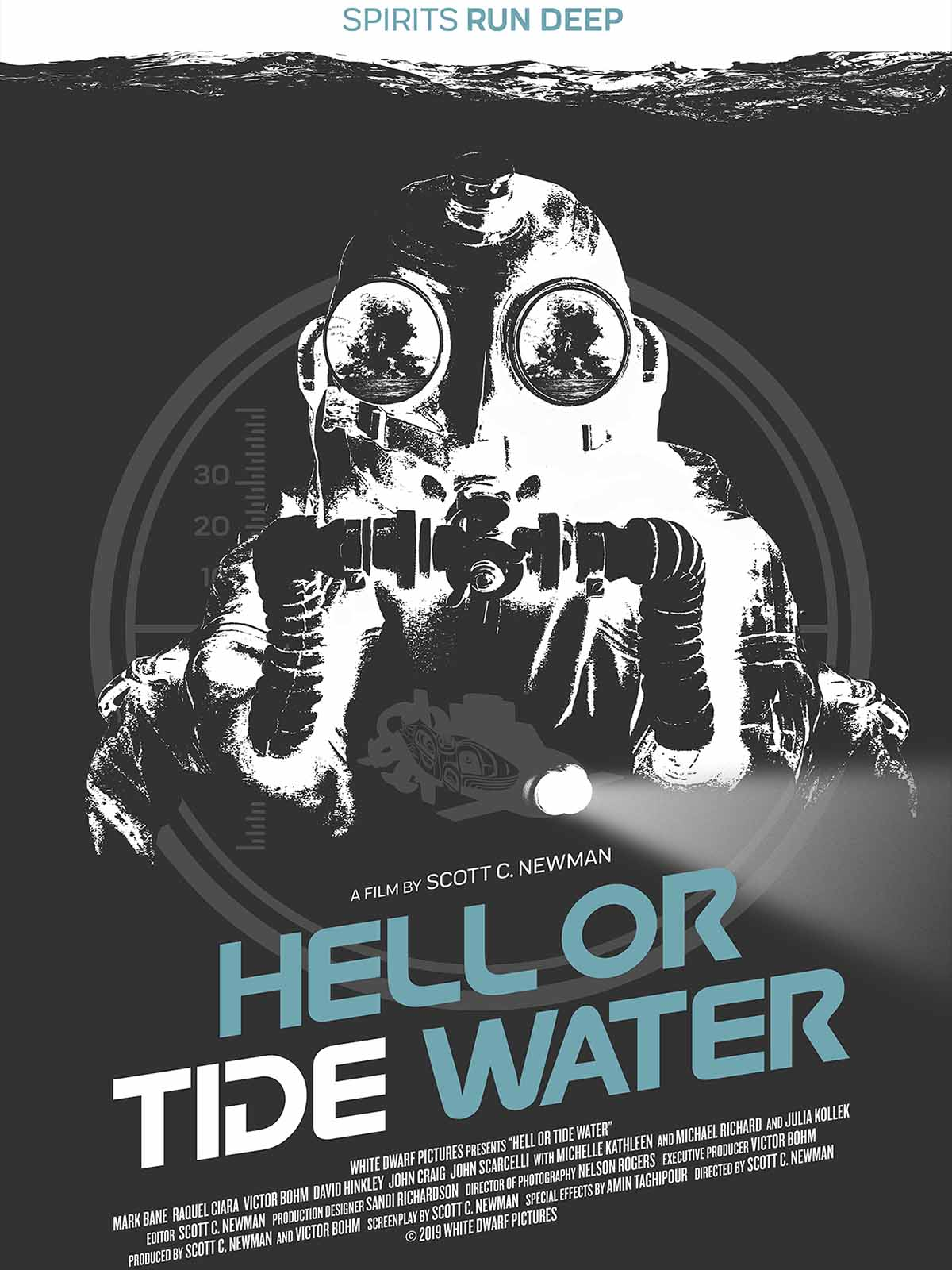 Hell or Tide Water Trailer